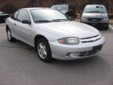 2003 Chevrolet Cavalier Coupe Front 3/4 View