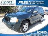 2006 Jeep Green Metallic Jeep Grand Cherokee Laredo 4x4 #90494309