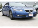 2007 Kinetic Blue Pearl Acura TL 3.5 Type-S #90494356