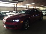 2014 Crystal Red Tintcoat Chevrolet Camaro LT/RS Coupe #90494104