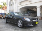 2014 Black Mercedes-Benz SLK 250 Roadster #90494103