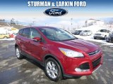 2013 Ruby Red Metallic Ford Escape SEL 2.0L EcoBoost 4WD #90494091
