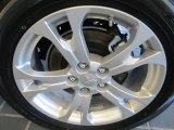 Mitsubishi Outlander 2014 Wheels and Tires