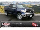 2014 Blue Ribbon Metallic Toyota Tundra SR5 Crewmax 4x4 #90527241