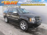 2014 Black Chevrolet Tahoe LTZ 4x4 #90527300