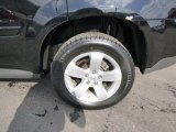 Pontiac Torrent Wheels and Tires