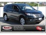 2012 Crystal Black Pearl Honda CR-V EX #90527439