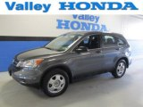 2011 Polished Metal Metallic Honda CR-V LX 4WD #90527296