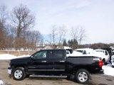 2014 Black Chevrolet Silverado 1500 LTZ Z71 Crew Cab 4x4 #90527718