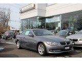 2013 Space Gray Metallic BMW 3 Series 335i Convertible #90527340