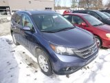 2012 Twilight Blue Metallic Honda CR-V EX-L 4WD #90527704
