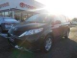 2011 Black Toyota Sienna LE #90527649