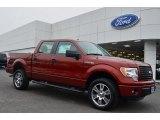 2014 Sunset Ford F150 STX SuperCrew 4x4 #90527420