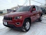 2014 Deep Cherry Red Crystal Pearl Jeep Grand Cherokee Laredo 4x4 #90527278