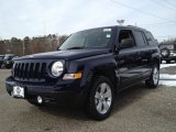2014 True Blue Pearl Jeep Patriot Latitude 4x4 #90527263
