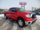 2011 Radiant Red Toyota Tundra TRD Double Cab 4x4 #90527627