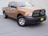 2012 Saddle Brown Pearl Dodge Ram 1500 ST Quad Cab 4x4 #90527472