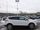 2014 White Platinum Ford Escape Titanium 1.6L EcoBoost 4WD #90561411