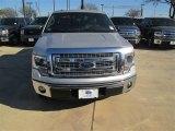 2014 Ingot Silver Ford F150 XLT SuperCrew #90561341