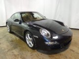 Atlas Grey Metallic Porsche 911 in 2007