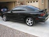 1996 Black Ford Mustang SVT Cobra Coupe #90561754