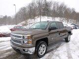 2014 Brownstone Metallic Chevrolet Silverado 1500 LT Crew Cab 4x4 #90561547