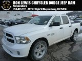 2014 Bright White Ram 1500 Express Crew Cab 4x4 #90561619