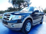 2013 Tuxedo Black Ford Expedition XLT #90561405