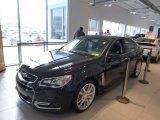 2014 Phantom Black Metallic Chevrolet SS Sedan #90561534