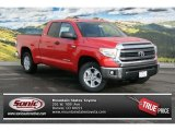 2014 Radiant Red Toyota Tundra SR5 Double Cab 4x4 #90561251