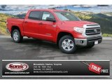 2014 Radiant Red Toyota Tundra SR5 Crewmax 4x4 #90561247