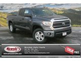 2014 Magnetic Gray Metallic Toyota Tundra SR5 Double Cab 4x4 #90561246