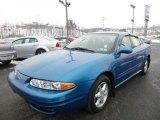 2000 Electric Blue Oldsmobile Alero GL Sedan #90561572