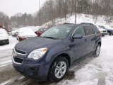 2014 Atlantis Blue Metallic Chevrolet Equinox LT AWD #90561564