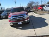 2014 Ruby Red Ford F150 XLT SuperCrew #90561353