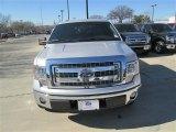 2014 Ingot Silver Ford F150 XLT SuperCrew #90561352