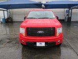 2014 Race Red Ford F150 STX SuperCrew #90561348