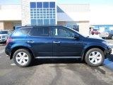 2007 Midnight Blue Pearl Nissan Murano SL AWD #90561711