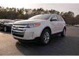 2014 White Platinum Ford Edge Limited EcoBoost #90594639