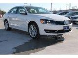 2014 Candy White Volkswagen Passat 1.8T SE #90594695