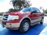 2014 Ruby Red Ford Expedition EL XLT 4x4 #90594465