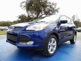 2014 Deep Impact Blue Ford Escape SE 1.6L EcoBoost #90594464