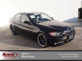 2008 Jet Black BMW 3 Series 335i Sedan #90594571