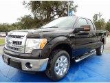 2014 Kodiak Brown Ford F150 XLT SuperCab #90594462