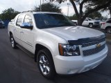 2012 Chevrolet Avalanche LTZ Data, Info and Specs