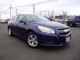 2013 Blue Topaz Metallic Chevrolet Malibu LT #90594630