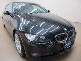 2008 Black Sapphire Metallic BMW 3 Series 335i Convertible #90594352