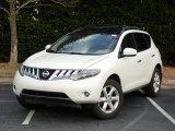 2009 Glacier Pearl Nissan Murano SL #90594736