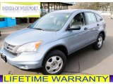 2011 Glacier Blue Metallic Honda CR-V LX 4WD #90594447