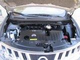 2010 Nissan Murano Engines